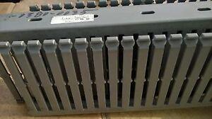 1 Length 6' long PANDUIT F1X4LG6 Wire Duct