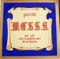 Puccini : Tuning Pour Soli Choeur A Quatre Voix Et Orchestre / Sinimberghi,