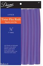 "Diane T1 Twist Flex Perm Rods 7/8"" - 7"" LONG"