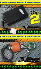KAWASAKI KLX110  CDI Ignition Monster Coil REV BOX  aftermarket by AMRRACING S2