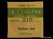 Jaeger LeCoultre Balance Staff Cal.310  Part #13 723