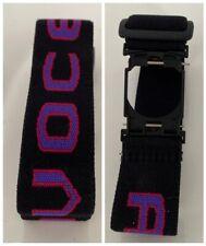 New Avocet Vertech Ski Band Watch Purple Red Black
