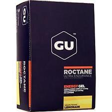 Gu Roctane Ultra Endurance Energy Gel Lemonade 24 pckts