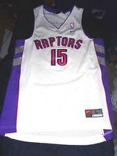 Vince Carter Toronto Raptors Nike NBA Basketball Jersey Size Large Adult Men
