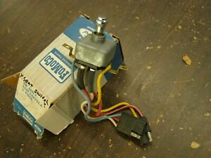 NOS OEM Ford 1961 1964 Lincoln Continental Power Seat Switch 1962 1963