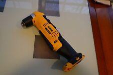 "New 20v Dewalt DCD740 3/8"" Lithium Right Angle Drill Driver use 20 volt DCB204"