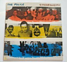 (Vinyl LP) THE POLICE - Synchronicity NICE!