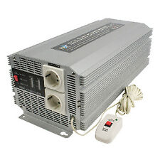 Power Inverter Onda Sinusoidale Modificata 12 VDC - AC 230 V 2500 W F