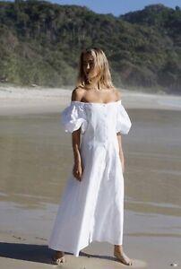 Maurie & Eve - LUER FLOOR LENGTH DRESS - BNWT! Size 10