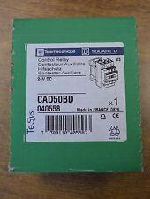 Telemecanique Control Relay CAD50BD