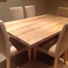 Marble Italian Table & Chair Sets
