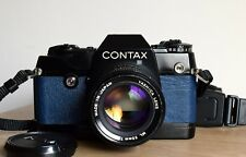 Contax 137Ma with Yashica Ml 50mm F1.4 lens
