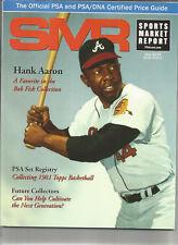 SPORTS MARKET REPORT, PSA PRICE GUIDE, July, 2015 - Hank Aaron