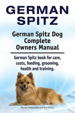 Moore Asia-german spitz german spitz dog book new