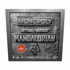 *Pre-Order* Hasbro Monopoly: Star Wars The Mandalorian Edition Game With Figure