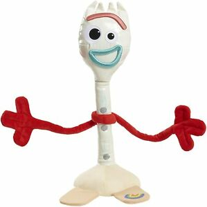 """Disney Pixar Toy Story 4 Forky 18"""" Soft Plush Figure Toy New In Box !!"""