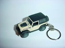 2017 3D JEEP RUBICON RECON CUSTOM KEYCHAIN keyring key 4x4 offroad wrangler