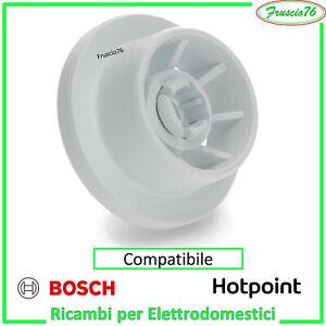 Ruota per Cestello Lavastoviglie Bosch Siemens Hotpoint 165314 di Ricambio