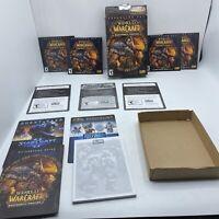 World of Warcraft: Warlords of Draenor (Windows/Mac, 2014) Video Game Set