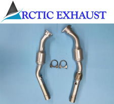 FITS: 05-10 CHRYSLER 300 2.7L AND 3.5L RWD DRIVER/PASSENGER CATALYTIC CONVERTER