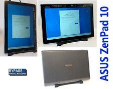 """Asus Zenpad 10 Z300M - P00C - Tablette Tactile 10.1"""" Gris Lire descriptif"""