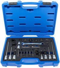 Lichtmaschine Wechsel Werkzeug Set Steckschlüssel Satz Bosch VW Golf Audi Opel