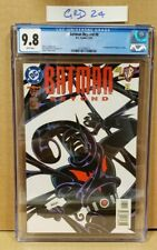 Batman Beyond #6 (1999 Series) CGC 9.8 CERT 3712166015 1st Appearance Inque