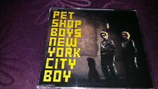 Pet Shop Boys / New York City Boy - Maxi CD