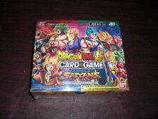 Dragon Ball Super Series 7 Assault of the Saiyans Booster Box DBZ FACTORY SEALED