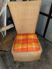 4 Rattan Stühle  Sehr Guter Gebraucht Zustand
