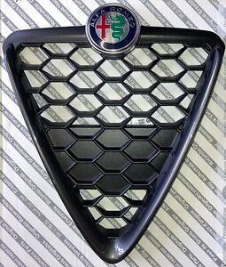 Alfa Romeo Giulietta (2016 > ) Front Bumper Radiator Grille & Badge 156112054