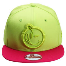 NEW AUTHENTIC YUMS New Era Classic Cyber/Rose Snapback 505S