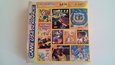 GAMEBOY MULTI GAMES 32 IN 1 CHASE HQ, DUCK TALES, TINY TOONS ETC...GAME BOY