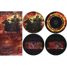 """IRON MAIDEN """"Mort sur la route"""" Gatefold 2x12"""" Picture Disc Vinyl-NEW"""