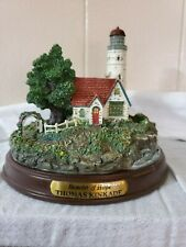 1999 Thomas Kinkade Lighted Lighthouse - Beacon Of Hope
