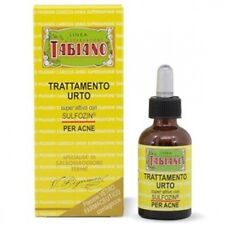 Trattamento urto acne lozione crema Bio Zolfo-Pelle grassa Brufoli -30ml Pilogen