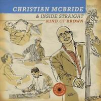 MCBRIDE, CHRISTIAN & INSI - KIND OF BROWN NEW VINYL RECORD