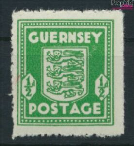 Guernsey (German.cast.2.world.) 1 unmounted mint / never hinged 1941 C (9483953
