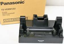 Panasonic ToughPad FZ-M1 battery charger cradle FZ-VEBM12U HDMI USB 3.0 COMM VGA