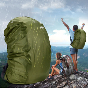 Backpack Anti-theft Rain Bag Cover Outdoor Climbing Portable Waterproof Case
