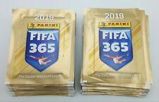 Fifa 365 2019 50 bustine da box figurine Panini calciatori