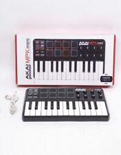 Akai Pro MPK Mini Keyboard W/ Original Box