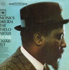 ☆ CD Thelonious Monk Monk's Dream - MINI LP REPLICA CARD SLEEVE - 12-TRACK   ☆
