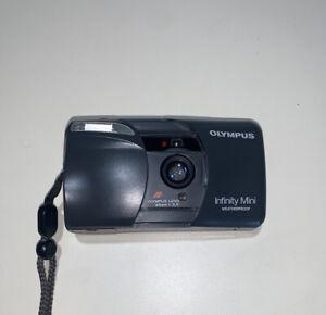 Olympus Infinity mini 35mm camera