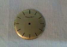 1960,s IWC Schaffhausen watch dail caliber C401,