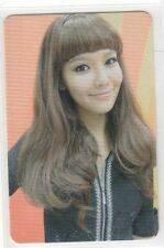 """SNSD GIRLS' GENERATION """"Hoot """"  Ver. A Official Photocard SOOYOUNG NEW G615"""