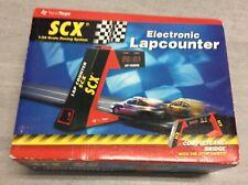 SCX 1/32 Slot Car Electronic Lap Counter