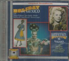 HOLIDAY IN MEXICO -Weekend In Havana - Great Movie Themes - BRAND NEW - CD