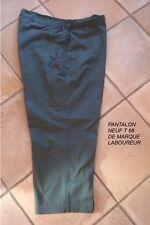 PANTALON DE TRAVAIL PECHE COMBAT KAKI NEUF T 66 4 XL