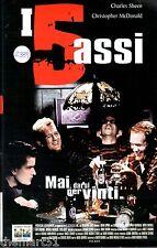 I 5 cinque  Assi (1998) VHS Columbia Pct.  - Charles Sheen